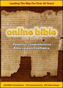 Online Bible DVD