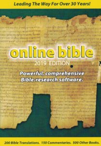 Online Bible - Home